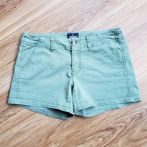 American Eagle Stretch Shortie Shorts
